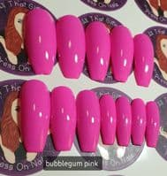 NEW PINKS Plain Gel Colour - Choose Your Shade